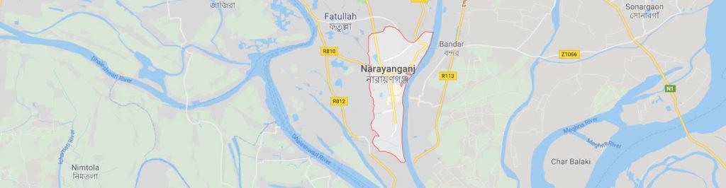 Narayanganj postal code