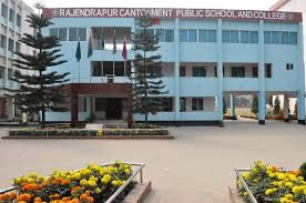 Rajendrapur Cantonment Public School and College