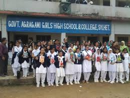 Government Agragami Girl's High School and College Sylhet