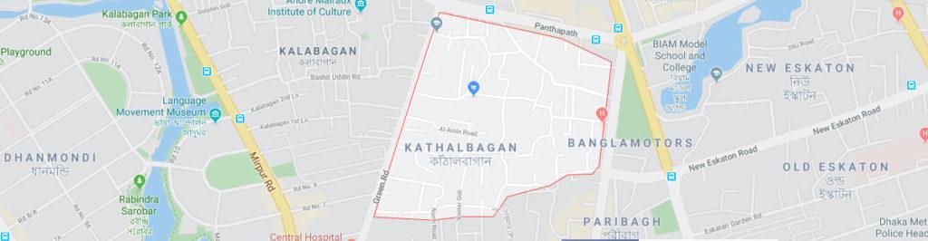 Kathalbagan postal code