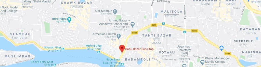 Babu Bazar postal code