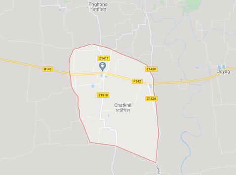 Noakhali chatkhil postal code